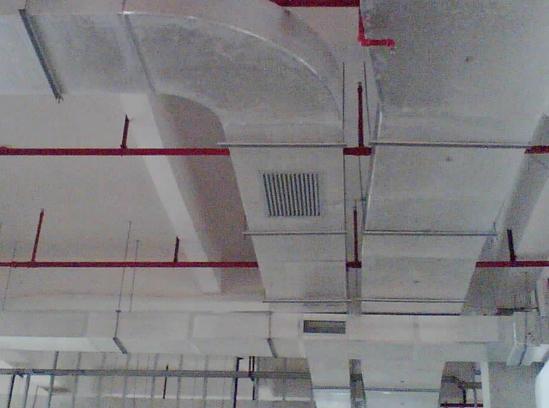 空调排风管道