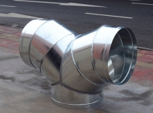 合川异性风管